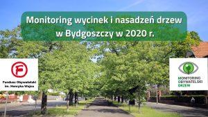 Znów monitorujemy drzewa w ramach projektu z Funduszu Obywatelskiego