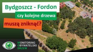 Czy betonoza zniszczy zieleń w Fordonie?
