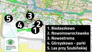 Uwagi do studium cz.2. Szwederowo, Górzyskowo, Błonie