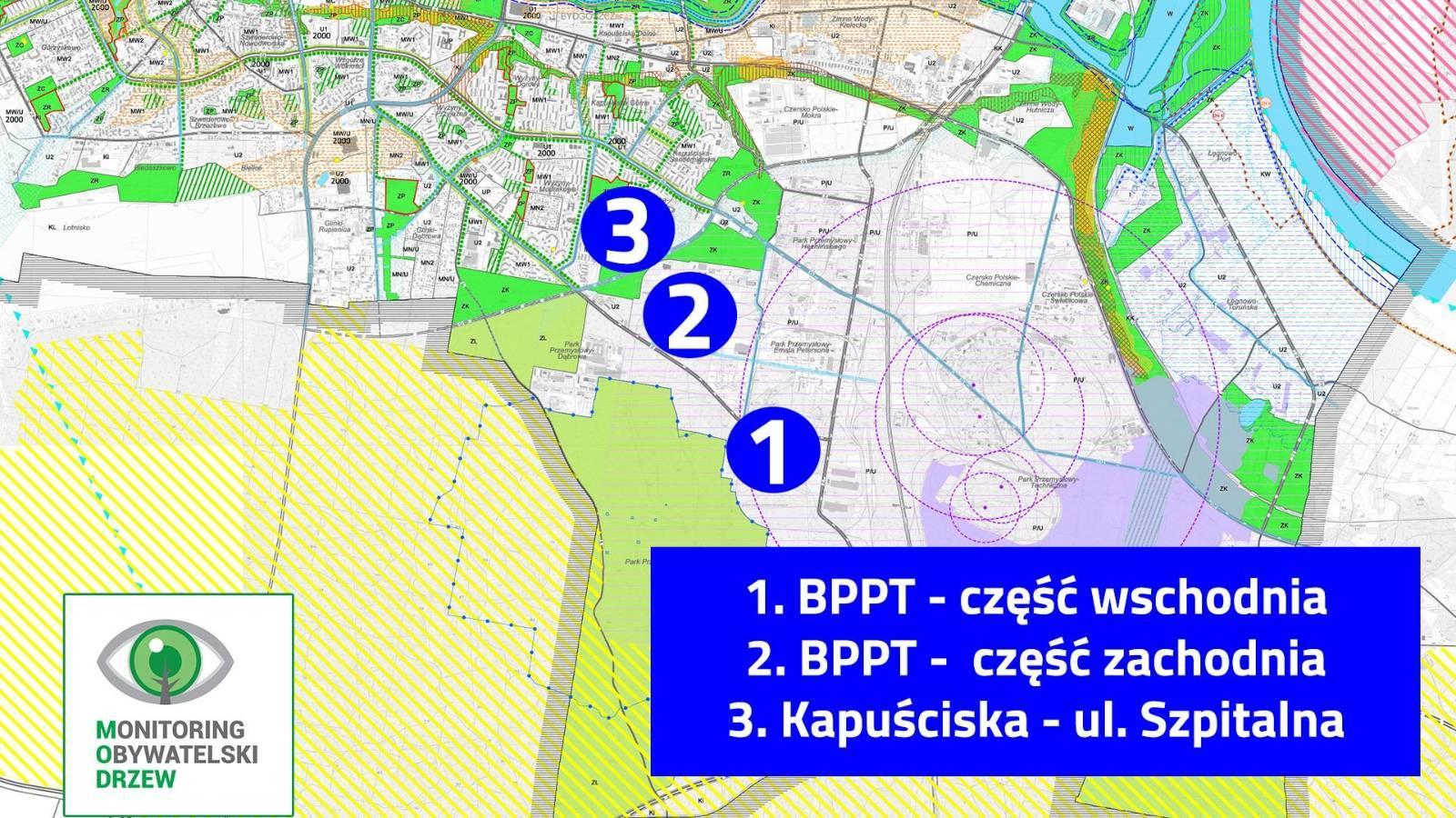 Uwagi do studium cz.3 – BPPT, Kapuściska